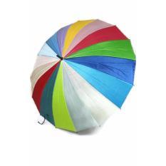 Payung Pelangi 16 Jari Merk LAYAR