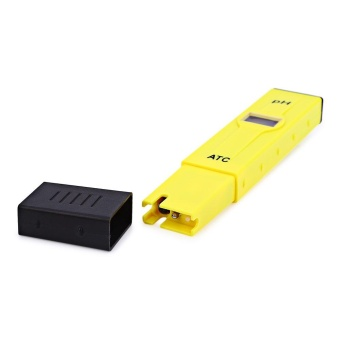 PH - 2011 0.1 High Accuracy Pocket Size Pen Style PH Meter (