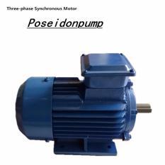 Rp 966 000 Poseidon Elektro Motor Dinamo Listrik 1 5HP 1450rpm Biru 380v 3 phaseIDR966000