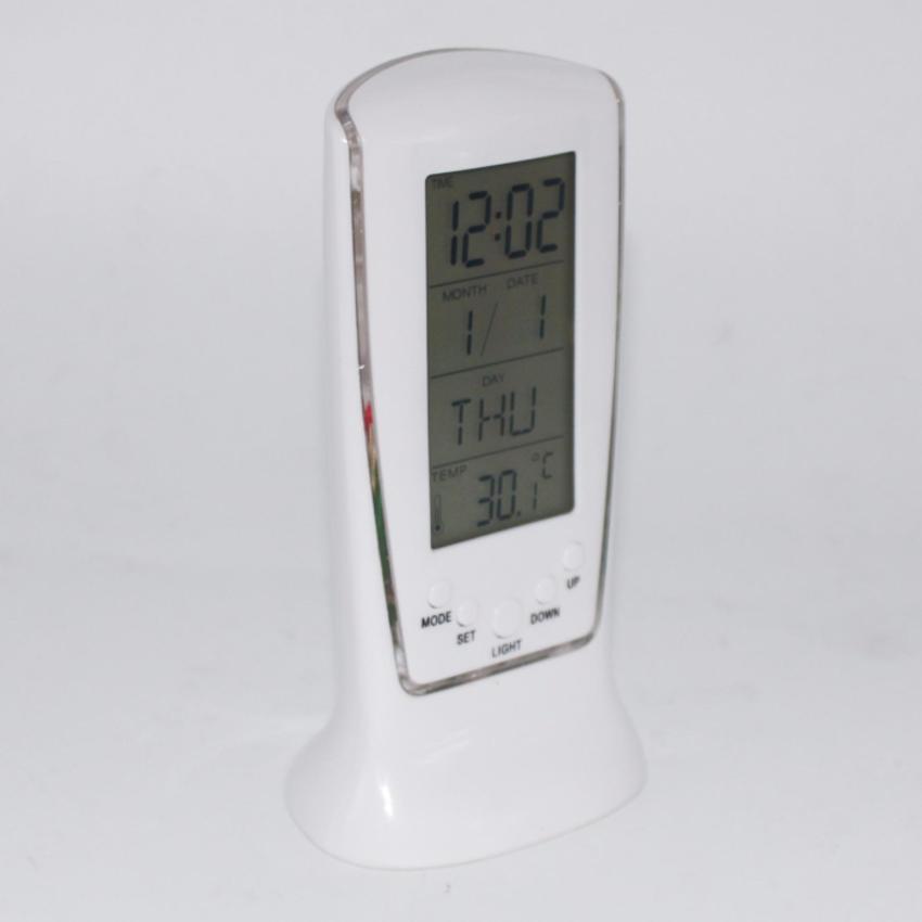 Ruibao Alarm Clock Digital Led Jam Weker RB032 .
