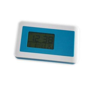 RUIBAO Alarm Clock Jam Weker-Projection-Biru .