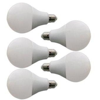 harga Sip Lite Cahaya Terang Bohlam Lampu Led Globe 70Mm S-7 Watt Putih X 5 Pcs Lazada.co.id