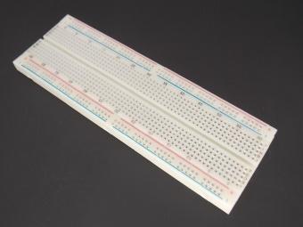 Solderless MB-102 MB102 Breadboard 830 Tie Point PCB Bread Board -