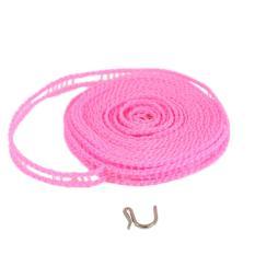 Tali jemuran ukuran 5 meter ekstra kuat - Pink