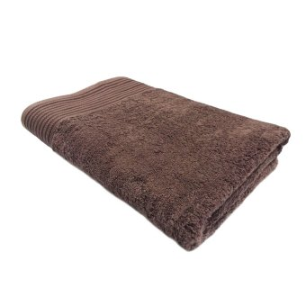 Terry Palmer Handuk Premium Antimicrobial Protection - 50 x 100 Cm- Coklat