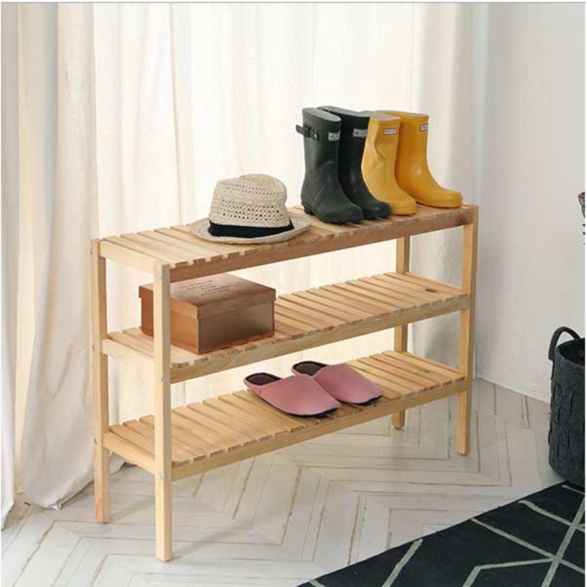 The Olive House Rak Sepatu Serbaguna 3T L
