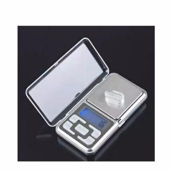harga Timbangan Emas Digital / Pocket Scale Untuk Emas, Batu Akik,Diamond Max 500 Gram Lazada.co.id