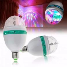 TOKOBANGBOB - Lampu Hias LED Lampu DIsco berputar / Lampu Disco Sensor berputar / Lampu Party /Lampu LED