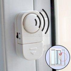 ULTIMATE Alarm Rumah Toko Anti Maling / Wireless Door / Window Entry Alarm AT-01