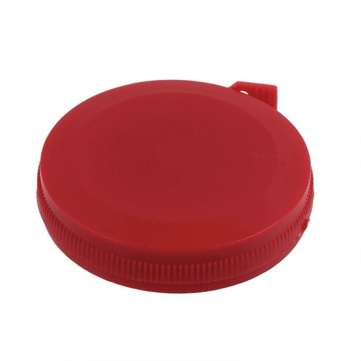 Unik Meteran Gulung Mini Candy Color Red .