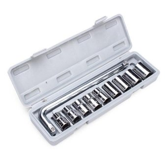 Viper Kunci Sok 10 Pcs / Kunci Sock Set 10 Pcs / Socket Wrench Set 10 Pcs