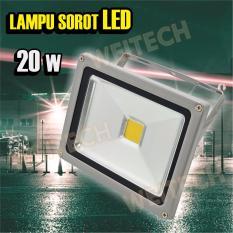 WEITECH LED LAMPU SOROT K1065-20WIDR139000