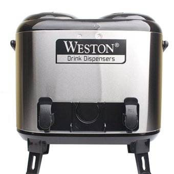 Weston Dispenser Twin Station 2x6 L