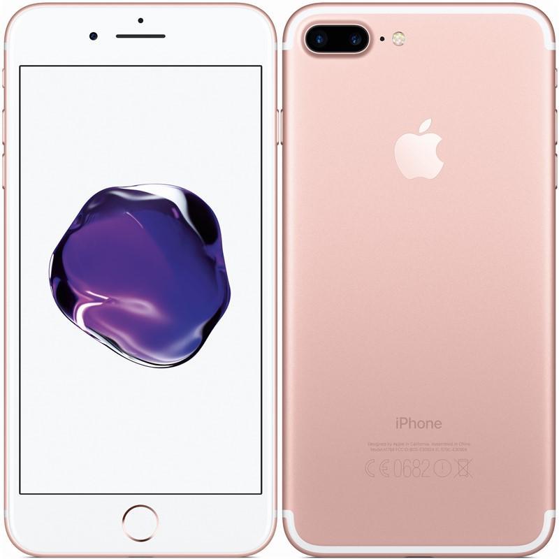 Apple iPhone 7 Plus - 3GB/32GB - Rose Gold - Garansi Resmi