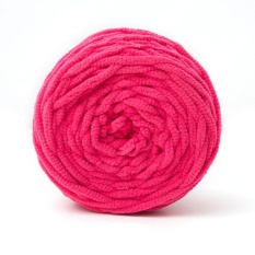 100g Soft Baby Wol Ball Knitting Fleece Benang Katun untuk Crochet Craft Kids Sweter-Intl