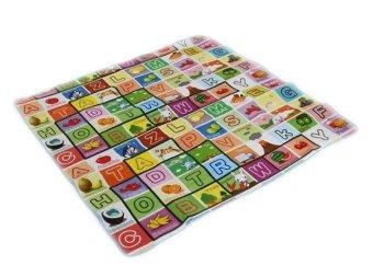 180*180cm Baby Kids Foam Crawl Play Mat Carpet Playmats Blanket RugFruit - intl -