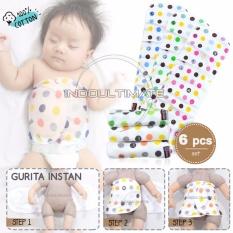 6 PCS GURITA BAYI REKAT INSTAN / Grito Bayi Praktis Lembut GR-02 RANDOM