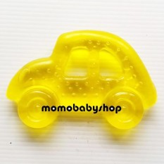 AA Toys Pang Pang Water Filled Soother Teether Motif Car Mainan Gigitan Bayi