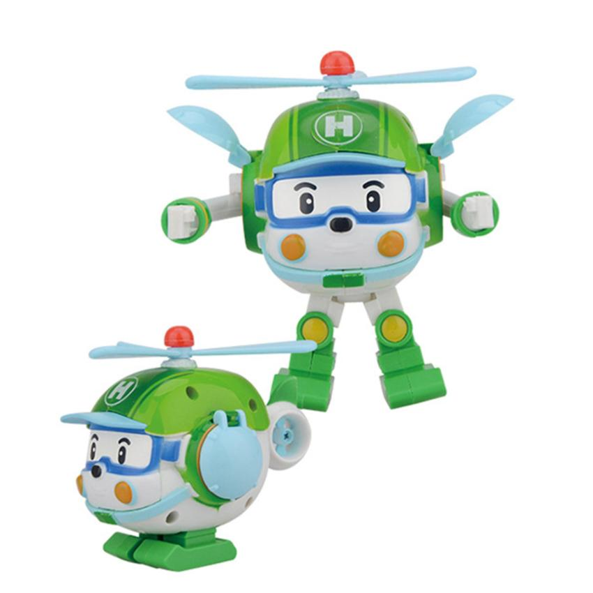 Mobil Robot Poli Amber Roy Source AA Toys Robocar Poli 2 In 1 .
