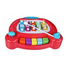 AA Toys Vocal Piano 789 Xylophone Musical - Mainan Kolintang Piano Warna