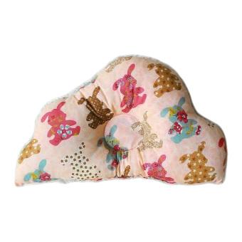 Adora Baby Cloud Bantal Peyang Rabbit - Pink