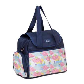 Allegra Charlie Cooler Diaper Shoulder Bag