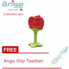 Ange Fruit Teether 3M+ Apple