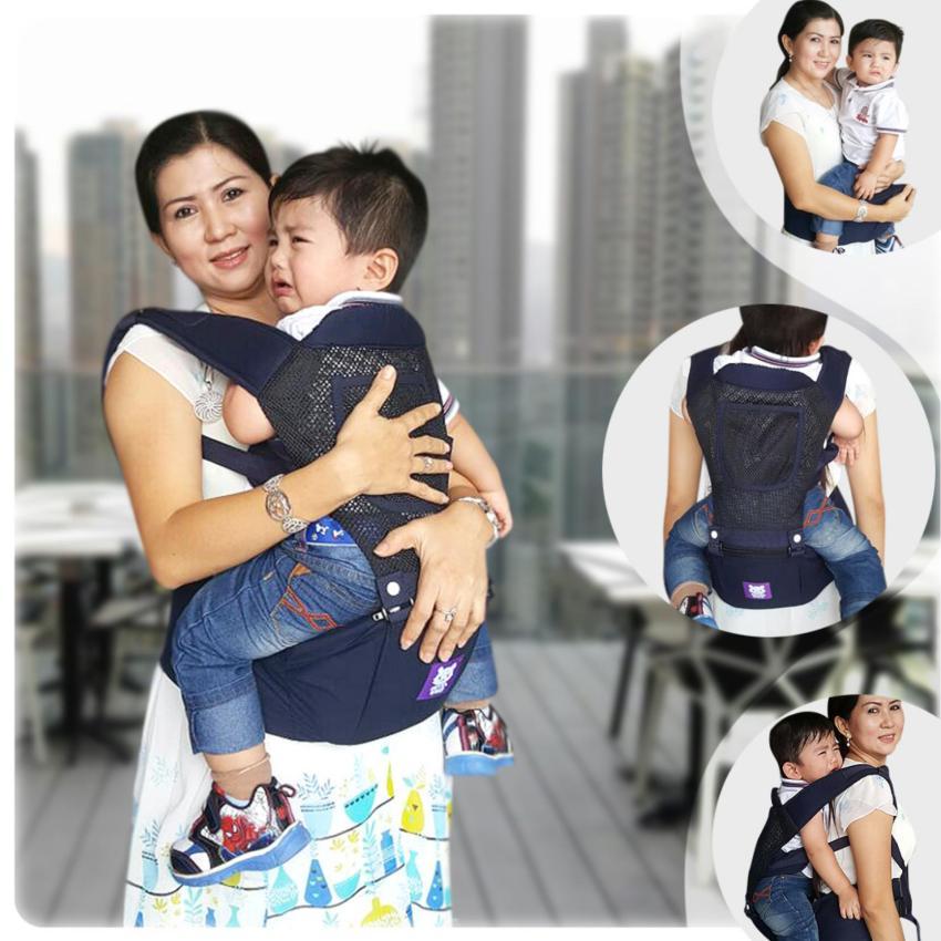 Cek Harga BABY LEON Gendongan Bayi Kaos Geos selendang Bayi Praktis Source · Praktis BY 44