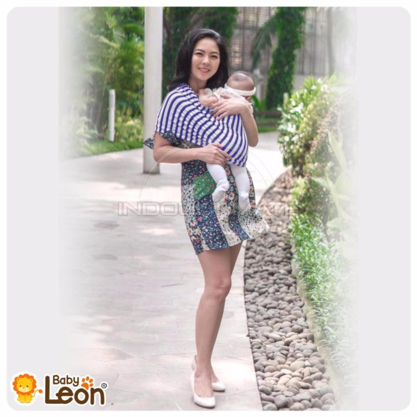 BABY LEON GENDONGAN Bayi Kaos/Geos/selendang Bayi Praktis BY 44 .