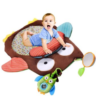 Baby Play Mat Active Mats Children Crawling Baby Game Pad Toy Game Blanket Pad Mattresses - intl