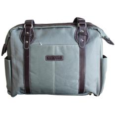 Baby Scots Platinum - Mommy Bag 09 - Silver