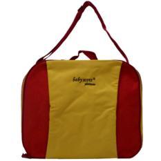 Baby Scots Platinum - Mommy Bag 49 - Merah