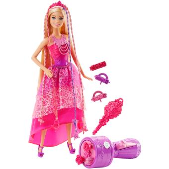 BELI Barbie(R) Endless Hair Kingdom(TM) Snap 'n Style Princess MURAH