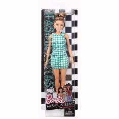 Barbie® Fashionistas® Doll 50 Emerald Check - Original
