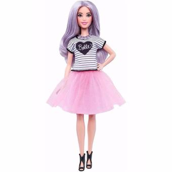 Barbie(R) Fashionistas(R) Doll 54 Tutu Cool - Petite