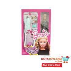 Barbie Party Fashion Combo w/ Black Dress Doll