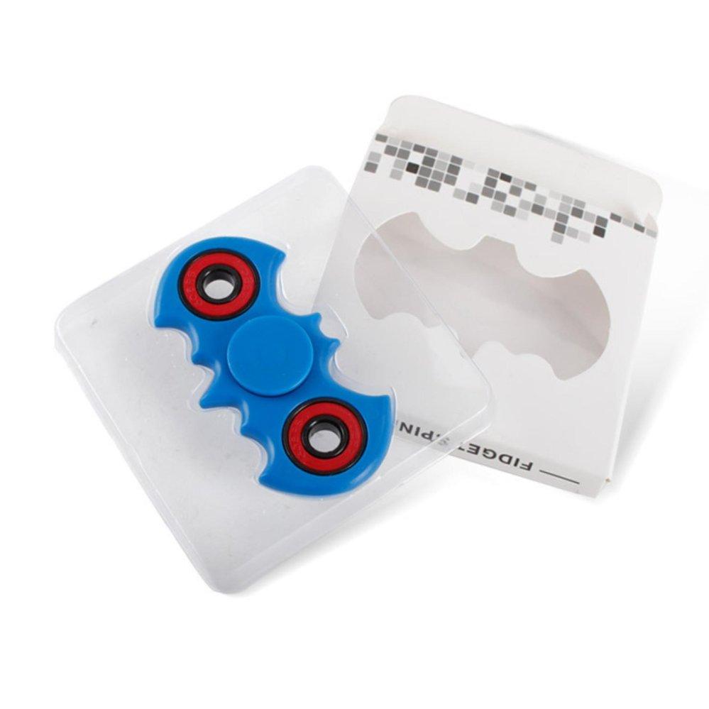 Batman Hand Spinner Fidget Stress Cube Torqbar Brass Sohoku Mainan Anti Model Spinners Focus Keeptoy