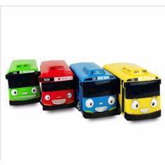 BB Mart Tayo Bus Isi 4 Pcs Pull Back