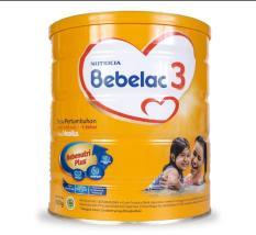 Bebelac 3 (1-3th) 800gr vanila & madu