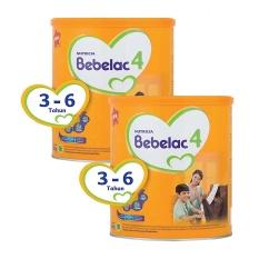 Bebelac 4 Bebenutri Plus Susu Pertumbuhan - Madu 800 gr - Bundle 2 Kaleng