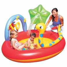 Bestway Play Center Snake Pool Set Kolam Karet Renang Anak