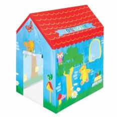Bestway Tenda Rumah Bermain Anak - Play House - Biru