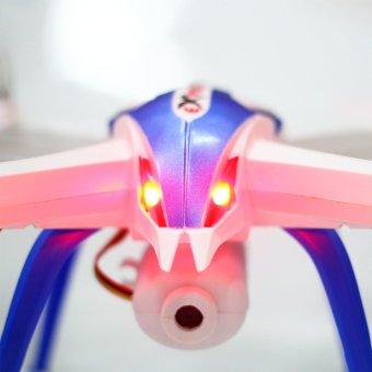 Blackhawk SQ800C Tarantula 6 Axis Gyro Drone with HD Camera - Putih