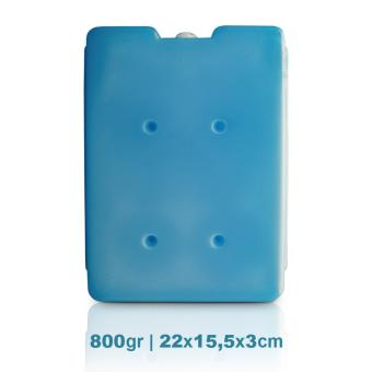 Blue Ice pack Gel uk 22x15.5x3 cm / 800 gr