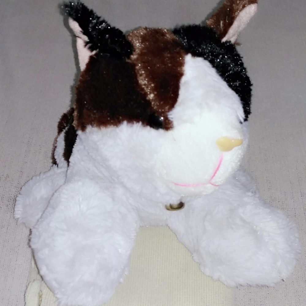 ... Boneka Kucing Imut - Mainan Anak Putih Lucu ...