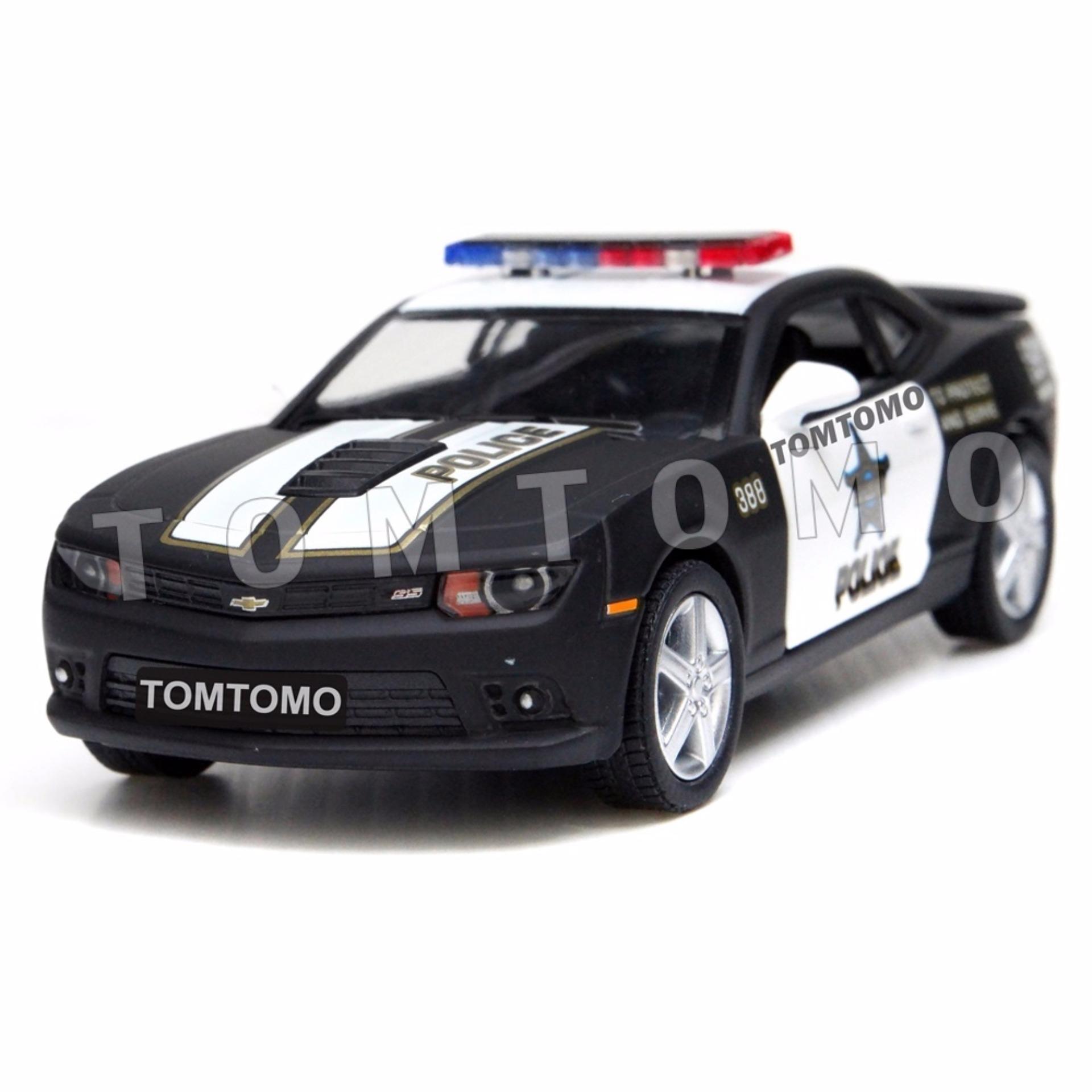 Harga Saya Chevrolet Camaro 14 Police Diecast Miniatur Mobil