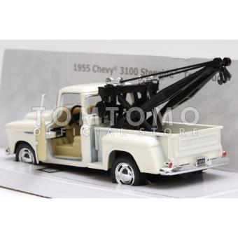 Jual Chevy 3100 Tow Truck 1955 Diecast Miniatur Mobil Mobilan Derek Klasik Antik Kado Mainan Anak