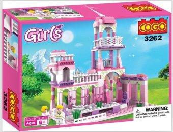 harga Cogo Girls 3262 - Mainan Cogo Anak Perempuan Lazada.co.id