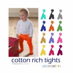 COTTON RICH - LEGGING BABY [0-6 & 6-12 BULAN] / CELANA PANJANG BAYI (GIRL)