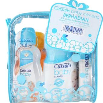 Cussons Baby Mini Bag Blue